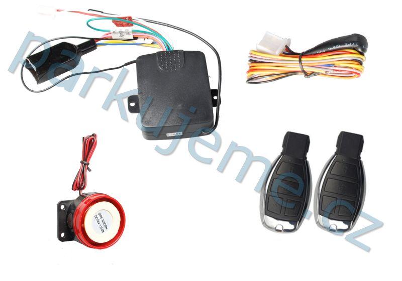 Motoalarm PMA-02