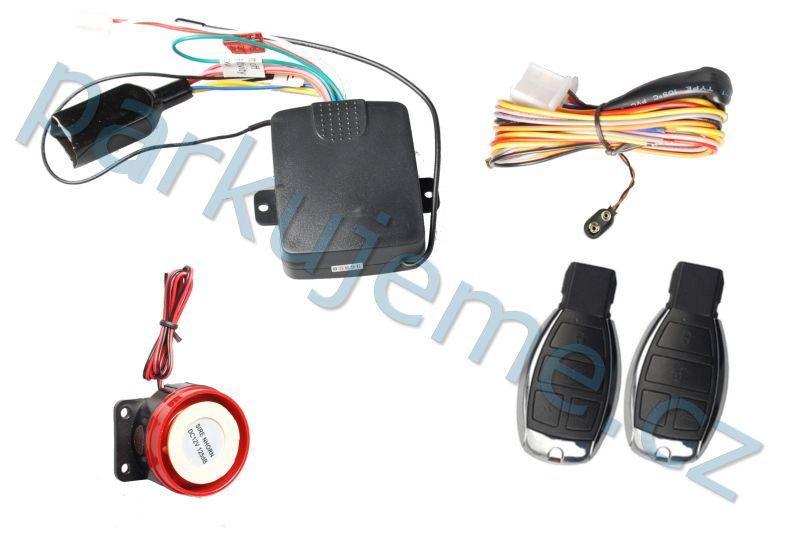 Motoalarm PMA-12 (zál.)